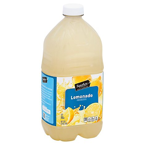 Signature SELECT Lemonade - 64 Fl. Oz.