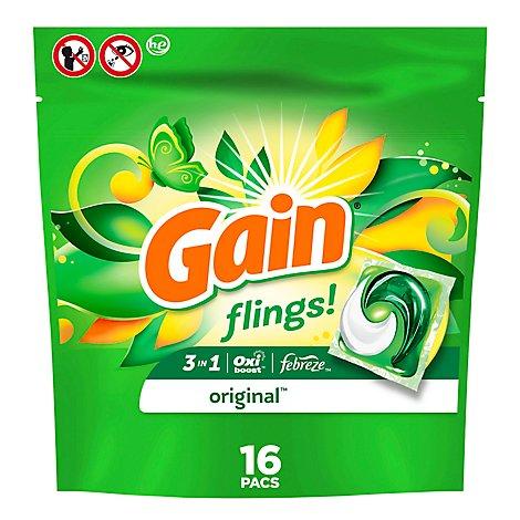 Gain Flings Laundry Detergent Online Groceries Safeway