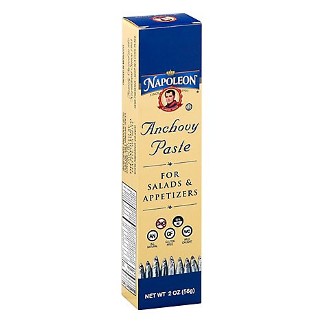 Napoleon Anchovy Paste - 2 Oz