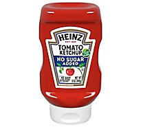 Heinz Ketchup Tomato Reduced Sugar - 13 Oz