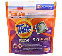 Tide PODS Liquid Laundry Detergent Pacs Spring Meadow - 16 Count