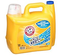 Tide Plus Laundry Detergent Liquid HE Turbo Clean Downy April Fresh - 138 Fl. Oz.