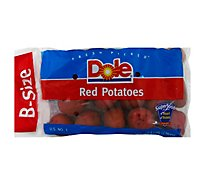 Potatoes Red Prepacked - 3 Lb