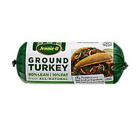 Jennie-O Turkey Store Turkey Ground Chub 90% Lean 10% Fat - 16 Oz