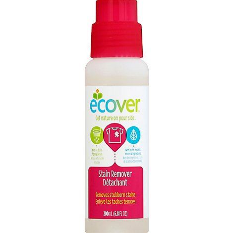 Ecover Stain Remover Natural Bottle - 6.8 Oz