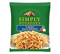 Simply Potatoes Potato Hash Browns O Brien - 20 Oz