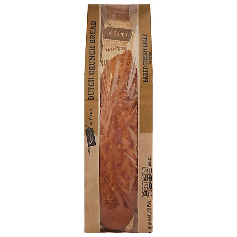 Signature SELECT Bread Artisan Dutch Crunch - Each