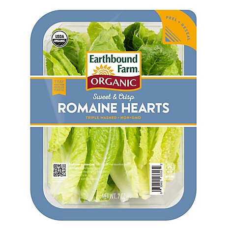 Earthbound Farm Organic Romaine - 7 Oz