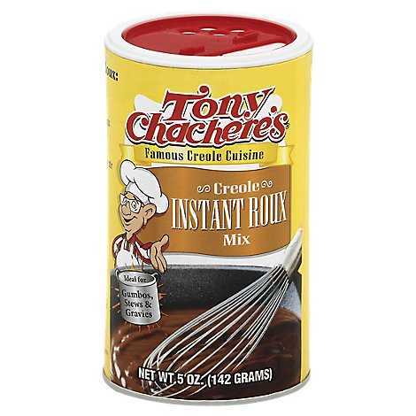 Tony Chacheres Mix Instant Roux Creole - 5 Oz