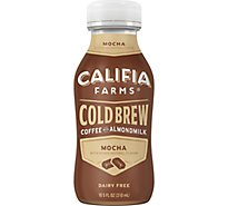 Califia Farms Iced Coffee Cold Brew Cocoa Noir - 10.5 Fl. Oz.