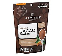 Navitas Naturals Mayan Superfood Cacao Powder - 8 Oz