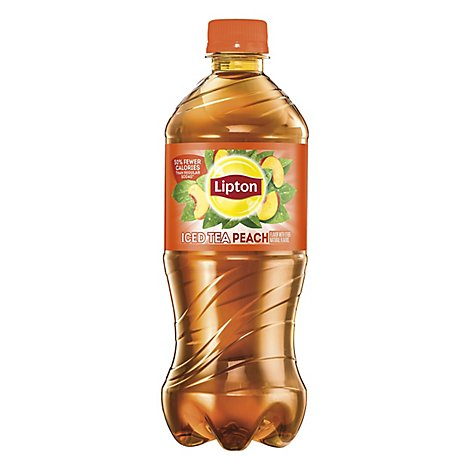 Lipton Iced Tea Peach - 20 Fl. Oz.