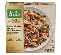 Healthy Choice Cafe Steamers Chicken Grilled Marinara with Parmesan - 9.5 Oz