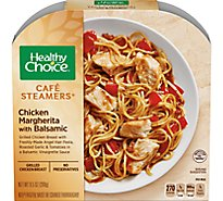 Healthy Choice Cafe Steamers Chicken Margherita with Balsamic - 9.5 Oz