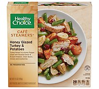 Healthy Choice Cafe Steamers Turkey & Potatoes - 9.5 Oz