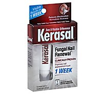 Kerasal Nail Fungal Nail Renewal Treatment - 0.33 Oz