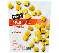 Signature SELECT Mango Chunks - 16 Oz
