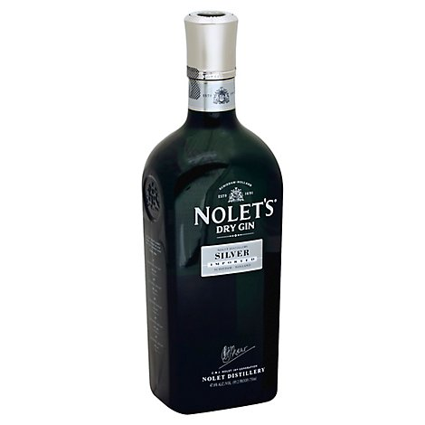 Nolets Gin Silver 95.2 Proof - 750 Ml