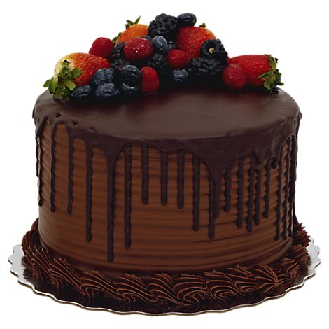 Bakery Cake Diner Triple Chocolate - Each