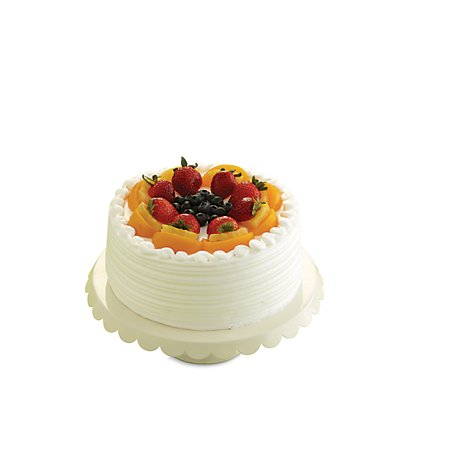 Bakery Cake Dinner Fresh Fruit Lady Finger - Each