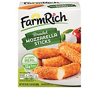 Farm Rich Snacks Breaded Mozzarella Sticks - 24 Oz