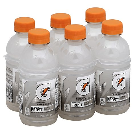 Gatorade G Series Thirst Quencher Perform Frost Glacier Cherry - 6-12 Fl. Oz.