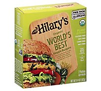 Hilarys Eat Well Veggie Burger - 6.4 Oz