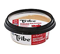 Tribe Hummus Sweet Roasted Red Pepper - 8 Oz