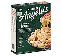 Michael Angelos Multi Serve Shrimp Scampi - 26 Oz
