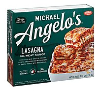 Michael Angelos Family Serve Lasagna With Meat Sauce - 46 Oz