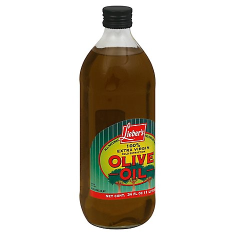 Liebers Extra Virgin Olive Oil - 34 Fl. Oz.
