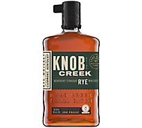Knob Creek Whiskey Rye 100 Proof - 750 Ml