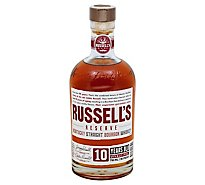Russell Reserve Kentucky Straight Bourbon Whiskey 90 Proof - 750 Ml