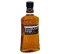 Highland Park Whisky Scotch Single Malt 86 Proof - 750 Ml
