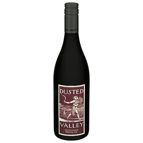 Dusted Valley Petite Sirah Wine - 750 Ml