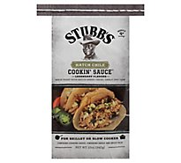 Stubbs Cookin Sauce Hatch Chile Bag - 12 Oz