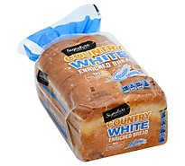 Signature SELECT Bread Country White - 24 Oz