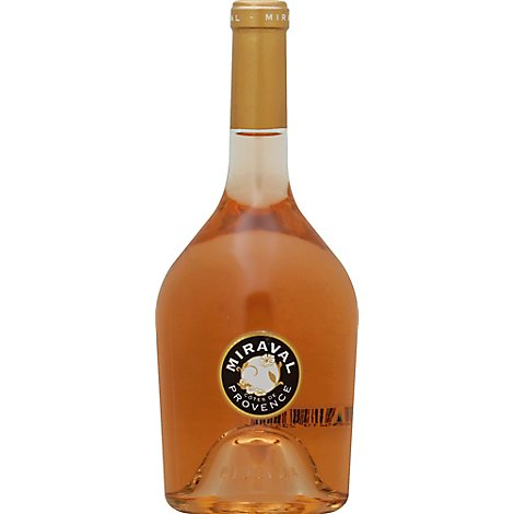 Miraval Wine Rose Cotes De Provence - 750 Ml