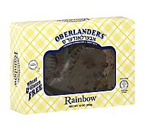 Oberlander Wheat & Gluten Free Rainbow Cookie - 12 Oz