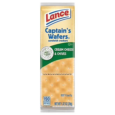 Lance Cracker Sandwiches Variety Pack - 8-1.29Oz
