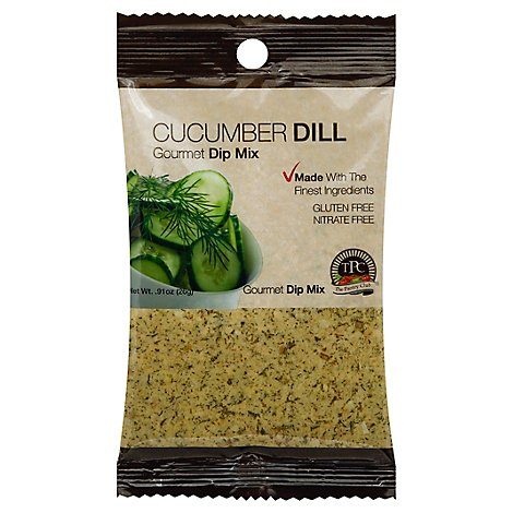 The Pantry Club Gourmet Dip Mix Cucumber Dill - 0.91 Oz