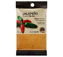 The Pantry Club Gourmet Dip Mix Jalapeno - 1.15 Oz