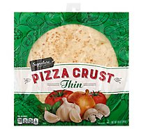 Signature SELECT Pizza Crust Thin Bag - 10 Oz