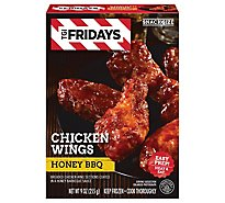 TGI Fridays Chicken Wings Honey BBQ Snack Size - 9 Oz