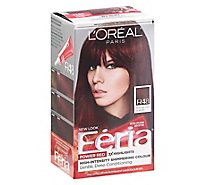 LOreal Feria Power Reds Intense Deep Auburn Red Velvet R48 - Each
