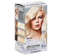 Feria Absolute Platinum Advanced Lightening System Extreme Platinum - Each