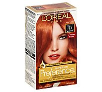 LOreal Preference Lightest Auburn 7la - Each