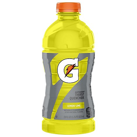 Gatorade G Series Thirst Quencher Lemon-Lime - 28 Fl. Oz.