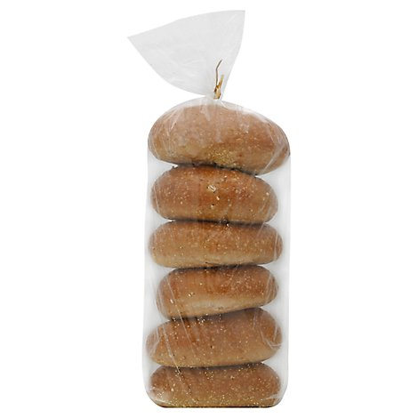 Bakery Bagels 14 Grains - 6 Count