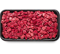 USDA Choice Beef For Stew Value Pack - 3.50 Lbs.